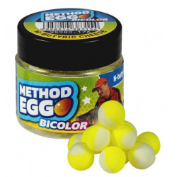 Pop Up Benzar Bicolor Method Egg, 8mm, 30ml