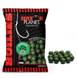 Boilies scoica 20mm 1kg Senzor Planet