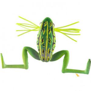 Broasca Daiwa Prorex Micro Frog, Green Toad, 3.5cm