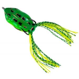Broasca Wizard Wiggly Verde, 4cm, 7g