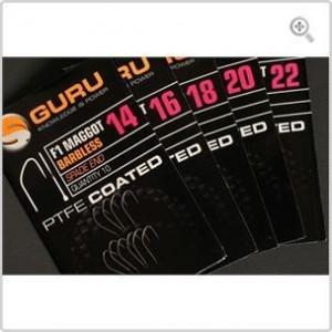 Carlig F1 Maggot 10buc/plic Guru