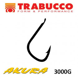Carlige Akura 3000G Trabucco