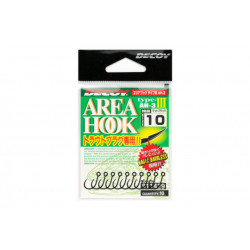 Carlige Area Decoy Type III Ah-3 Mat Black Barbless