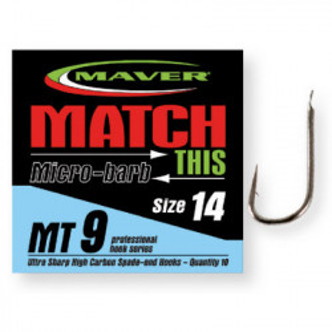 Carlige Maver Match This MT9, 10bc