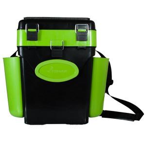 Cutie Pescuit Iarna Green 10L Helios