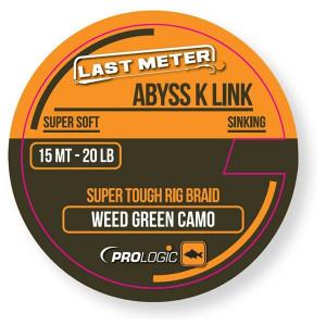 Fir Abyss F KS Green Camo 20lb/ 15m Prologic