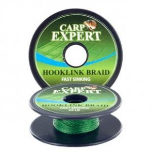 Fir Carp Expert Fast Sinking Moss Green 10m