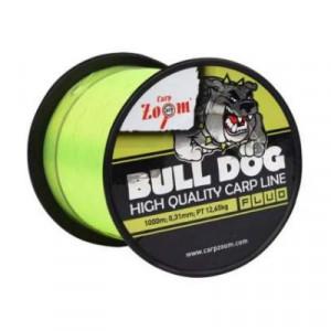 Fir Carp Zoom Bull-Dog Carp Line, Fluo, 1000m