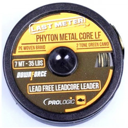 Fir Leader Phyton Metal Core 35lbs/ 7m Prologic