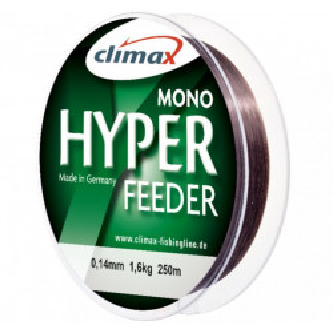 Fir Monofilament Climax Hyper Feeder, maro, 250m