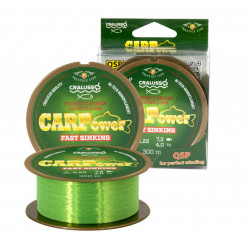 Fir monofilament Cralusso Prestige Carp Power, 300m