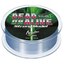 Fir monofilament Dead or Alive Strong, 150m Varivas