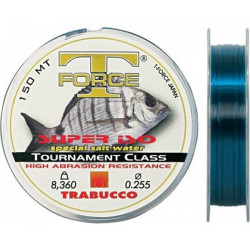Fir monofilament Trabucco T-Force Tournament Super ISO, 300m