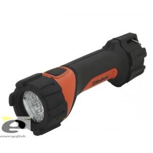 Lampa MTHD120L 15 leduri, 4 baterii AA