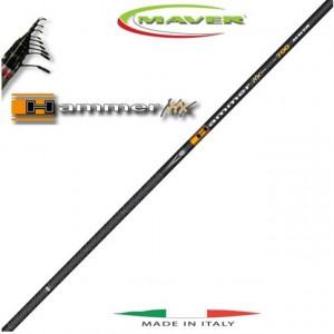 Lanseta bolognesa Hammer MX / 8m Maver