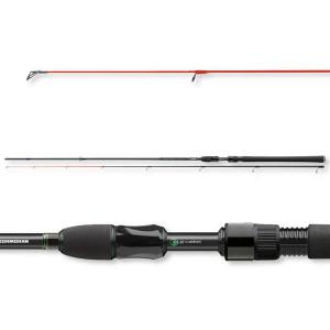 Lanseta Cormoran Cross Water Jig Stick 2.20m, 3-18g, 2 tronsoane