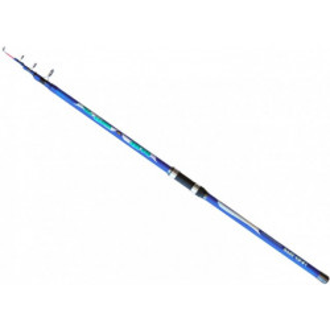 Lanseta telescopica Lineaeffe Blue Wave WWG 3.90m, 220g