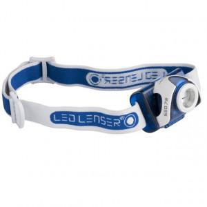 Lanterna cap SEO7 + incarcator, marca Led Lenser