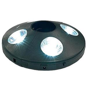 Lanterna pentru cort / umbrela 20 LED Jaxon