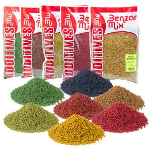 Micropelete Feeder 800g Benzar Mix