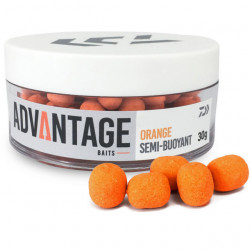 Momeala flotanta carlig Daiwa Semi-Buoyant, orange, 8-10mm, 30g