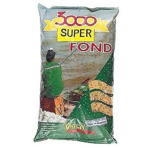 Nada 3000 Super Fond 1kg Sensas
