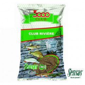 Nada crap 3000 CLUB Riviere 1kg Sensas