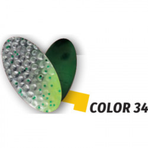 Oscilanta Herakles Leaf, Culoare 34 - Chartreuse Impact, 0.9 g
