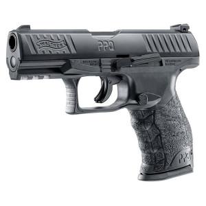 Pistol airsoft CO2 Walther PPQ M2 T4E cal.43 Black 5J Umarex