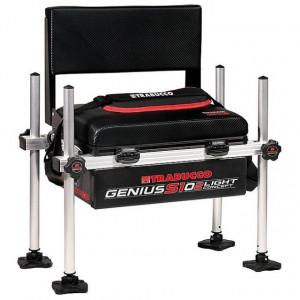 Scaun Modular Genius S1 CS Back Rest Trabucco