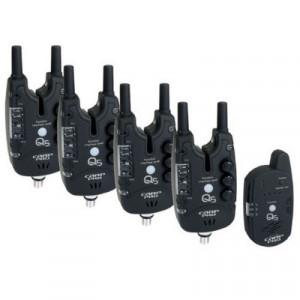 Set 4 avertizori cu statie Carp Pro Q5