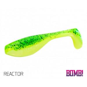 Shad Delphin BOMB Fatty, Reactor, 10cm, 5 buc