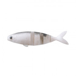 Shad Swimmy Bleak 9cm 4buc/plic Rapture