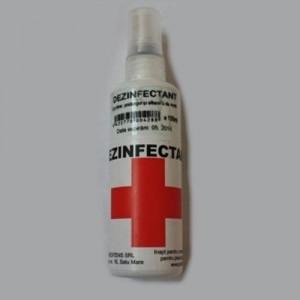 Spray antiseptic cu pulverizator pentru pesti 150ml