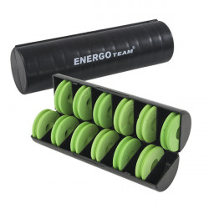 Suport monturi feeder EnergoTeam, 12 role