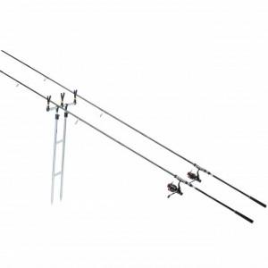 Suport triplu Jaxon, 50 cm, tele 93-126 cm