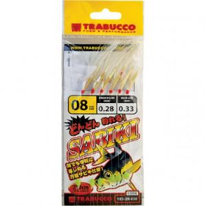 Taparina Trabucco Sabiki, 6buc