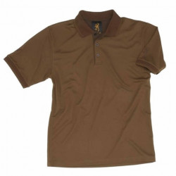 Tricou polo Savannah Ripstop Browning