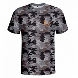 Tricou Simply Camo Savage Gear
