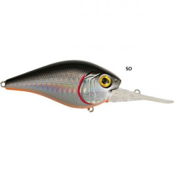 Vobler Fargo M3 Floating, Silver Orange, 7cm, 19.5g  Rapture