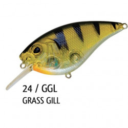Vobler Flat Shacker Floating Grass Gill 7cm/ 15,5g Rapture