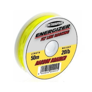 Fir pentru musca Energizer Dracon Backing 50m / 20lbs Ron Thmopson