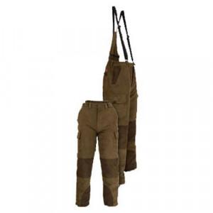 Pantaloni impermeabili kaki Grand Nord Treesco