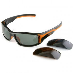 Ochelari polarizati cu lentile interschimbabile incluse Fox