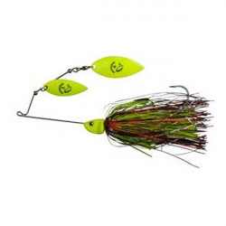 Spinnerbait Da Bush Yellow Silver nr.3 / 32g Savage Gear