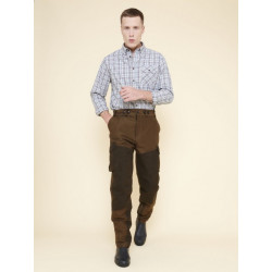 Pantaloni Aigle Huntino, olive