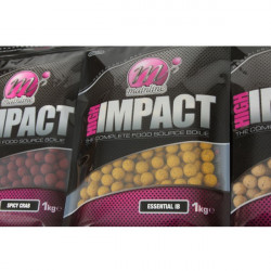 Boilies High Impact Spicy Crab 20mm, 1kg MainLine