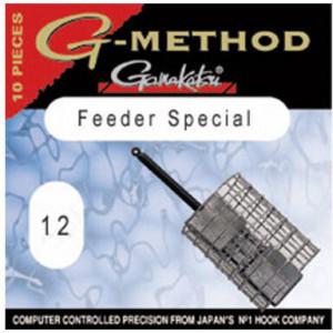 Carlige Gamakatsu G-Method Feeder Special, 10buc