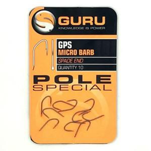 Carlige Guru GPS Micro Barb, 10buc