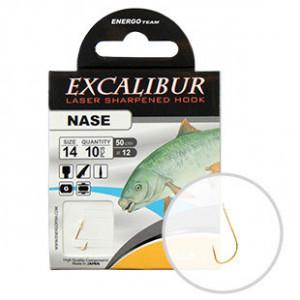 Carlige legate Excalibur Nase Bolo Gold